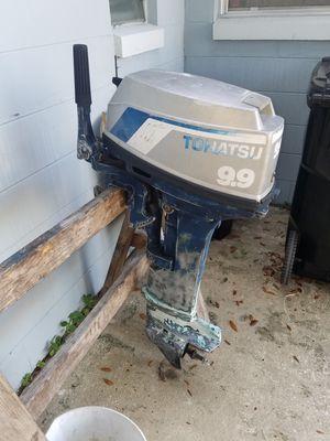 9.9hp outboard motor for Sale in Belle Isle, FL