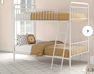 Twin bunk bed for Sale in Fontana, CA