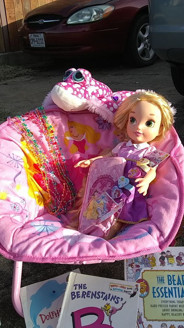 Disney princess TREASURE TROVE!!!
