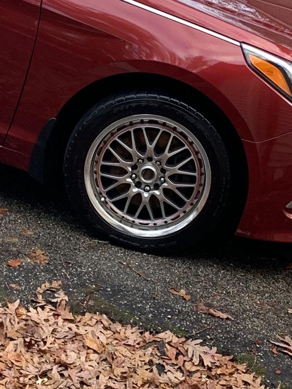 "Volk racing wheels 17"" volk rays"