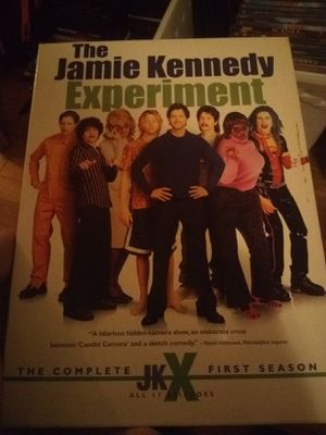 Jamie Kennedy Experiment Season 1 for Sale in Kingsport, TN