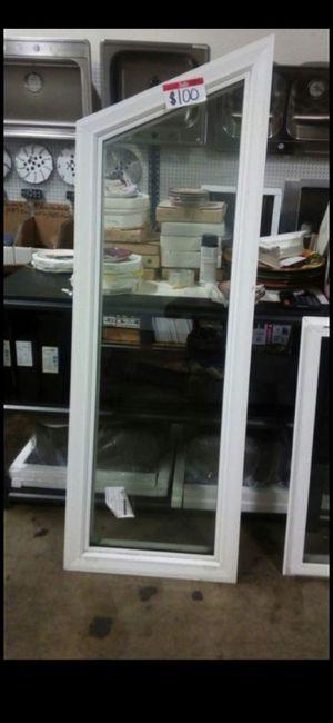 23x70 horizontal picture retro fit window double glass for Sale in Chula Vista, CA