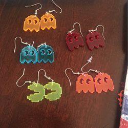 PAC Man Earrings for Sale in Yakima,  WA