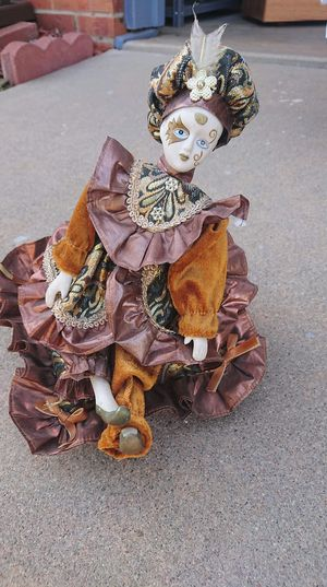 Jester Doll/Music Box for Sale in Aurora, CO