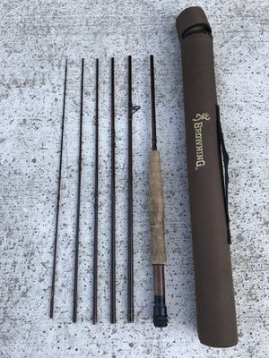 Browning fly rod and travel case for Sale in Belmont, NC