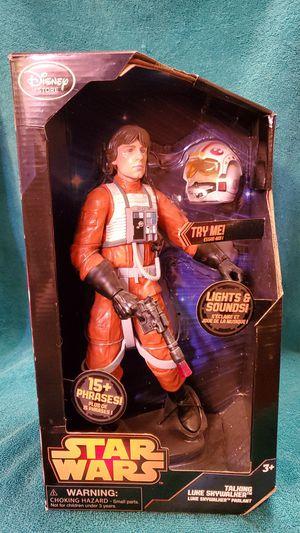 Star Wars Collectible Figure - Luke Skywalker for Sale in Las Vegas, NV