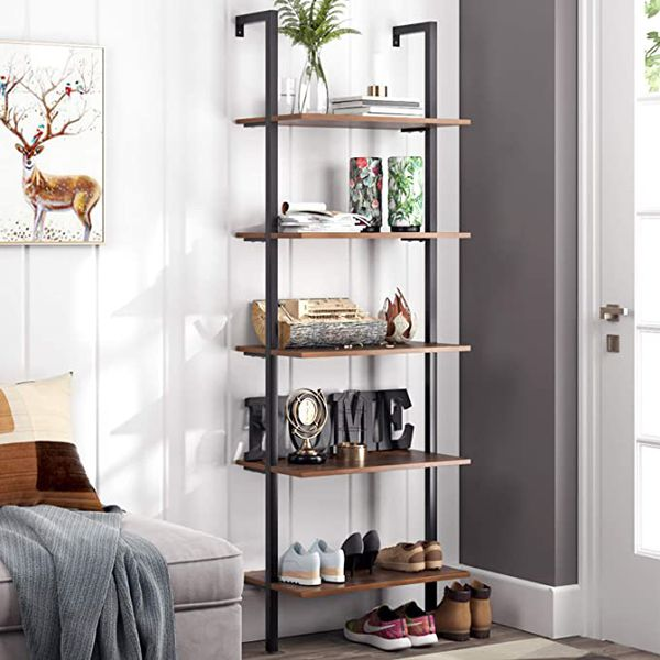 Homfa ladder shelf