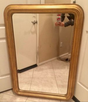 """Framed Wall Mirror 39""""x27"""" for Sale in Rancho Cucamonga, CA"""