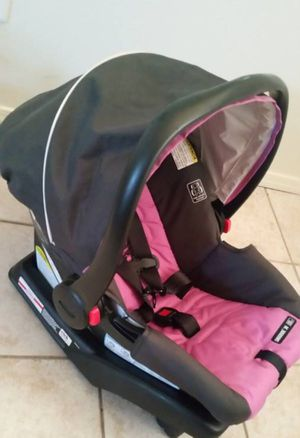 Graco click connect infant car seat and base for Sale in Clovis, CA