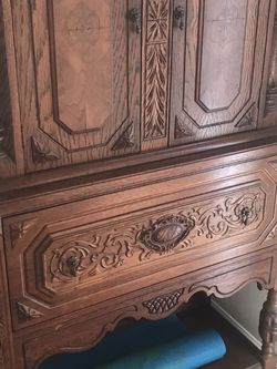 Vintage Armoire for Sale in Browns Mills,  NJ