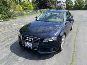 2010 Audi A4 premium Quattro for Sale in Shoreline, WA