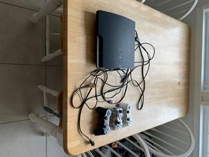 PlayStation 3 with 3 controls for Sale in San Diego, CA