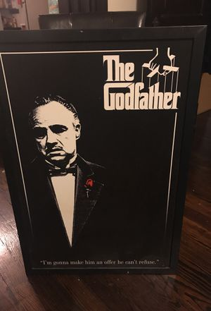 Godfather picture for Sale in St Louis, MO