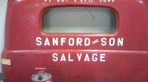 Sanford and son salvage for Sale in Nichols, NY