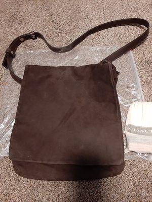 Vintage Coach Nubuc Crossbody purse for Sale in University Place, WA