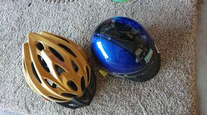 Bicycle Helmets 2for1 New Vintage for Sale in Fresno, CA