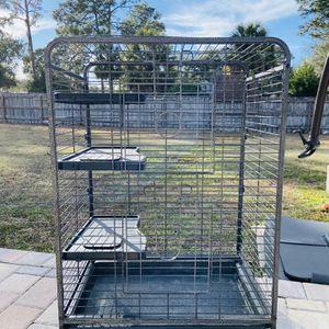 Animal Cage- (ferret, chinchilla) L26xW18xH32 for Sale in Inverness, FL