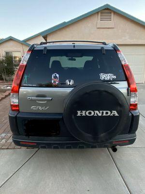 2005 Honda CRV EX AWD for Sale in Tucson, AZ