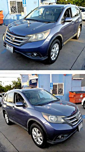 2012 Honda CRVEXL 4WD 5-Speed AT for Sale in South Gate, CA
