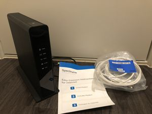 TWC/Spectrum Modem for Sale in Fort Worth, TX