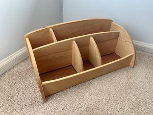 Solid Wood Desk Organizer for Sale in Springfield, VA