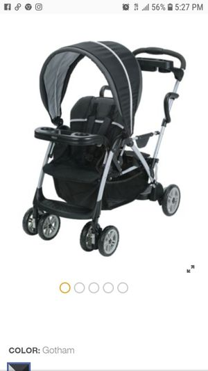 Roomfor2 Double Stroller for Sale in Las Vegas, NV