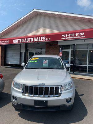 2011 Jeep Grand Cherokee for Sale in Newark, NJ