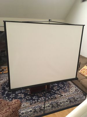 Portable projector screen and stand 100 inch Grandview for Sale in Los Angeles, CA