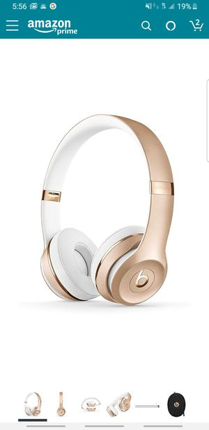 Beats by Dre Bluetooth headphones for Sale in Fremont, CA