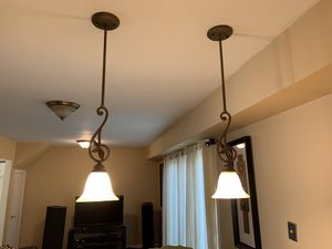 Pendant Lighting and Chandelier for Sale in Willingboro, NJ