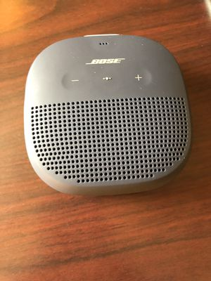 Bose SoundLink Micro Portable Bluetooth Speaker for Sale in Durham, NC