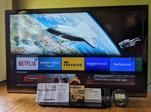 60 inch Sharp Aquos Tv. EXCELLENT TV for Sale in Plant City, FL