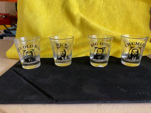 Pawn Stars Shot Glass Set for Sale in Stafford, TX