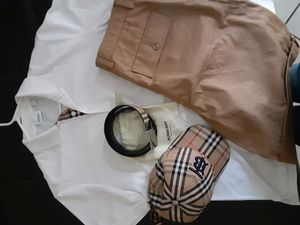 Burberry outfit mens for Sale in Kenneth City, FL