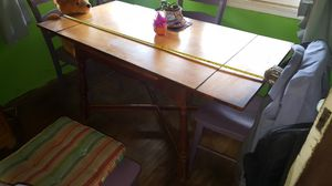 Antique dining room table for Sale in Santa Monica, CA