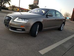 2009 Audi A6 Prestige for Sale in Bedford, TX