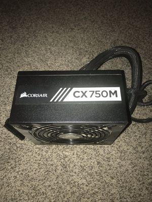 Corsair CX750M Power Supply for Sale in Westland, MI