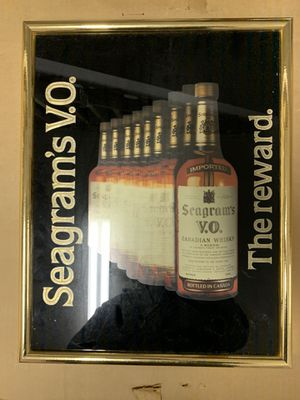 Picture - Seagrams VO for Sale in Richland, MI