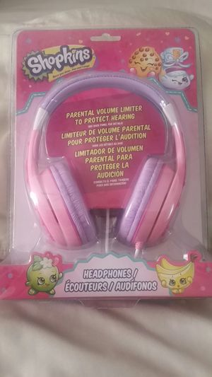 Shopkins Headphones for Sale in Zephyrhills, FL