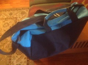 "New duffle bag 22"" x 11"" , pickup in San Pedro 90731 for Sale in Los Angeles, CA"