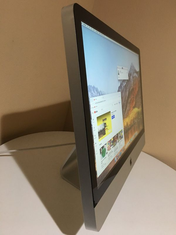 "Apple iMac All in One Computer – 27"" Intel i5 8GB 1TB + Office 2019"