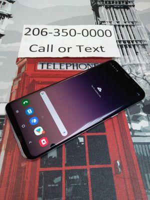 Unlocked samsung Galaxy s8 plus for Sale in Shoreline, WA
