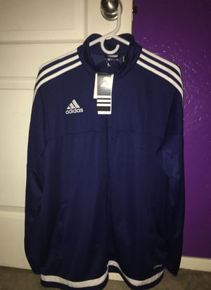 Large adidas jacket for Sale in Phoenix, AZ