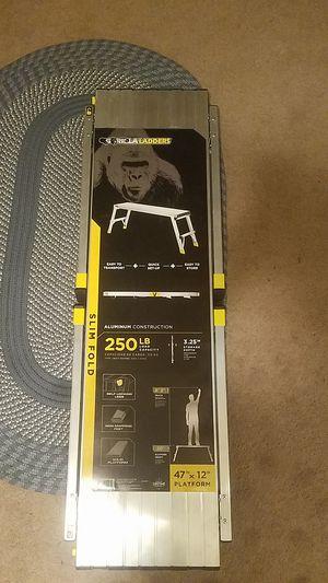 Gorilla ladder for Sale in Sully Station, VA