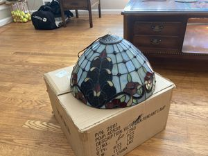 Stain glass lamp for Sale in College Park, MD