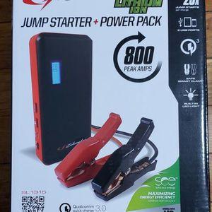 Jump Starter + Power Pack for Sale in Las Vegas, NV
