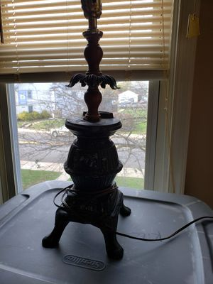 Vintage table lamp for Sale in TRUMBAURSVLLE, PA
