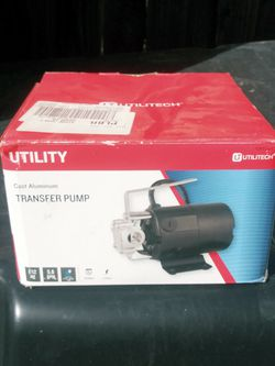 HYDRO GROW TRANSFER PUMP for Sale in Brentwood,  CA