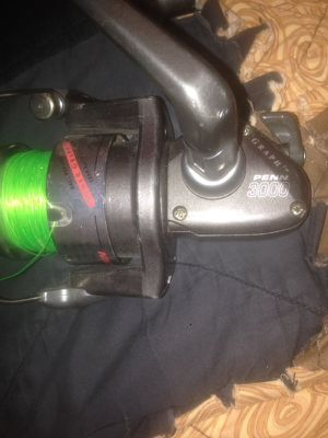 PENN 3000 Stainless Steel Spinner Reel for Sale in Mesa, AZ