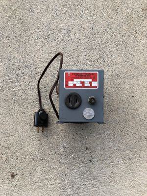 Triad - Constant VoltageTransformer for Sale in West Covina, CA